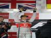 GP SINGAPORE, 23.09.2012 - Podium:  2nd Jenson Button (GBR) McLaren Mercedes MP4-27