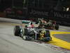 GP SINGAPORE, 23.09.2012 - Gara, Michael Schumacher (GER) Mercedes AMG F1 W03