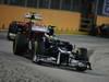 GP SINGAPORE, 23.09.2012 - Gara, Bruno Senna (BRA) Williams F1 Team FW34
