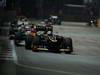 GP SINGAPORE, 23.09.2012 - Gara, Kimi Raikkonen (FIN) Lotus F1 Team E20