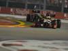 GP SINGAPORE, 23.09.2012 - Gara, Pedro de la Rosa (ESP) HRT Formula 1 Team F112