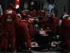 GP SINGAPORE, 23.09.2012 - Gara, Fernando Alonso (ESP) Ferrari F2012 pit stop