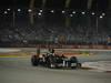 GP SINGAPORE, 23.09.2012 - Gara, Pastor Maldonado (VEN), Williams F1 Team FW34