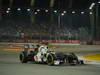 GP SINGAPORE, 23.09.2012 - Gara, Kamui Kobayashi (JAP) Sauber F1 Team C3