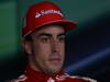 GP SINGAPORE, 23.09.2012 - Press Conference:  3rd Fernando Alonso (ESP) Ferrari F2012