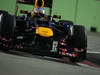 GP SINGAPORE, 21.09.2012 - Free practice 2, Mark Webber (AUS) Red Bull Racing RB8