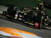 GP SINGAPORE, 21.09.2012 - Free practice 2, Romain Grosjean (FRA) Lotus F1 Team E20