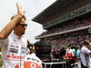 GP SPAGNA, 13.05.2012- Gara, Jenson Button (GBR) McLaren Mercedes MP4-27