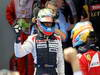 GP SPAGNA, 13.05.2012- Gara, Pastor Maldonado (VEN) Williams F1 Team FW34 vincitore e Fernando Alonso (ESP) Ferrari F2012 secondo