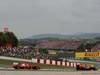 GP SPAGNA, 13.05.2012- Gara, Felipe Massa (BRA) Ferrari F2012 e Jean-Eric Vergne (FRA) Scuderia Toro Rosso STR7