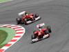 GP SPAGNA, 13.05.2012- Gara, Fernando Alonso (ESP) Ferrari F2012 e Felipe Massa (BRA) Ferrari F2012