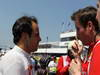 GP UNGHERIA, 29.07.2012- Gara, Felipe Massa (BRA) Ferrari F2012 e Rob Smedley, (GBR), Ferrari, Track Engineer of Felipe Massa (BRA)