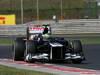 GP UNGHERIA, 29.07.2012- Gara, Bruno Senna (BRA) Williams F1 Team FW34
