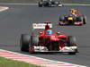 GP UNGHERIA, 29.07.2012- Gara, Fernando Alonso (ESP) Ferrari F2012