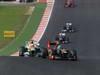 GP USA, 18.11.2012 - Gara, Kimi Raikkonen (FIN) Lotus F1 Team E20