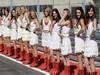 GP USA, 18.11.2012 - Gara, griglia Ragazzas