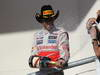 GP USA, 18.11.2012 - Gara, Lewis Hamilton (GBR) McLaren Mercedes MP4-27 on the podium wit Paddy Lowe (GBR) McLaren Engineering Director