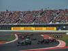 GP USA, 18.11.2012 - Gara, Nico Rosberg (GER) Mercedes AMG F1 W03