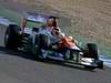 Jerez Test Febbraio 2012, 10.02.2012 Jerez, Spain, Nico Hulkenberg (GER), Sahara Force India Formula One Team   - Formula 1 Testing, day 4 - Formula 1 World Championship