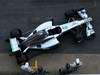 Mercedes F1 W03, 21.02.2012 Barcelona, Spain, Atmosphere - Mercedes F1 W03 Launch