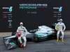 Mercedes F1 W03, 21.02.2012 Barcelona, Spain, Michael Schumacher (GER), Mercedes GP e Nico Rosberg (GER), Mercedes GP - Mercedes F1 W03 Launch
