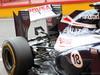 Mugello Test Maggio 2012, Williams rear wing  03.05.2012. Formula 1 World Championship, Testing, Mugello, Italy