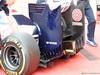 Mugello Test Maggio 2012, Williams Rear wing e turning vane 03.05.2012. Formula 1 World Championship, Testing, Mugello, Italy