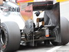 Mugello Test Maggio 2012, McLaren rear wing 03.05.2012. Formula 1 World Championship, Testing, Mugello, Italy