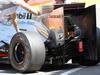Mugello Test Maggio 2012, McLaren turning vanes e rear wing  02.05.2012. Formula 1 World Championship, Testing, Mugello, Italy