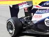 Mugello Test Maggio 2012, Williams rear suspension  02.05.2012. Formula 1 World Championship, Testing, Mugello, Italy