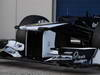 Williams FW34, 07.02.2012 Jerez, Spain,  Front Wing  - Williams F1 Team FW34 Launch