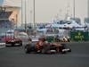 GP ABU DHABI, 03.11.2013- Gara: Felipe Massa (BRA) Ferrari F138