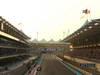 GP ABU DHABI, 03.11.2013- Gara: Jules Bianchi (FRA) Marussia F1 Team MR02
