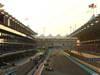 GP ABU DHABI, 03.11.2013- Gara: Nico Rosberg (GER) Mercedes AMG F1 W04