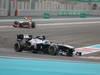 GP ABU DHABI, 03.11.2013- Gara, Valtteri Bottas (FIN), Williams F1 Team FW35