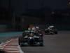 GP ABU DHABI, 03.11.2013- Gara, Lewis Hamilton (GBR) Mercedes AMG F1 W04