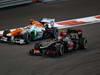 GP ABU DHABI, 03.11.2013- Gara, Romain Grosjean (FRA) Lotus F1 Team E213