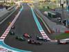 GP ABU DHABI, 03.11.2013- Gara, Daniel Ricciardo (AUS) Scuderia Toro Rosso STR8