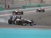 GP ABU DHABI, 03.11.2013- Gara, Nico Hulkenberg (GER) Sauber F1 Team C32