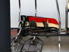 GP ABU DHABI, 31.10.2013- Lotus F1 E21 front wing details
