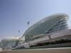 GP ABU DHABI, 31.10.2013- Track Atmosphere