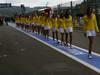 GP BELGIO, 25.08.2013- griglia Ragazzas