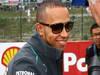 GP BELGIO, 25.08.2013- Lewis Hamilton (GBR) Mercedes AMG F1 W04