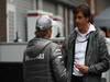 GP BELGIO, 25.08.2013-  Gara, Nico Rosberg (GER) Mercedes AMG F1 W04 e Toto Wolff (GER) Mercedes AMG F1 Shareholder e Executive Director