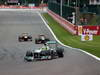 GP BELGIO, 25.08.2013-  Gara, Nico Rosberg (GER) Mercedes AMG F1 W04