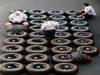 GP BELGIO, 22.08.2013- Pirelli Tyres