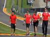 GP BELGIO, 22.08.2013- Jules Bianchi (FRA) Marussia F1 Team MR02