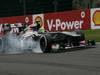 GP BELGIO, 24.08.2013- Free Practice 3, Esteban Gutierrez (MEX), Sauber F1 Team C32