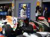 GP BELGIO, 24.08.2013- Qualifiche, Nico Rosberg (GER) Mercedes AMG F1 W04