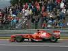 GP BELGIO, 24.08.2013- Qualifiche, Fernando Alonso (ESP) Ferrari F138